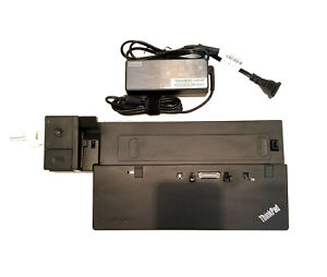 IBM ThinkPad Ultra Dock Type 40A2 2T440 t450 t460 t470 With Keys/ Adapter 90W