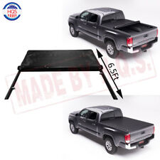 6.5 FT Lock Roll Up Soft Tonneau Cover For 1994-2001 Dodge Ram 1500/2500/3500