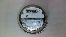 GE- ELECTRIC WATTHOUR METER (60Hz) - TYPE I-70-S  CAT. NO. 720x70G240