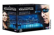 Les Experts : Manhattan - L'intégrale des saisons 1 à 6 - Coffret 36 DVD