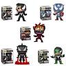 Funko POP! Venom Marvel Venom Carnage, Captin America, Hulk, Iron Man Vinyl Gift