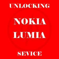 NOKIA / MICROSOFT  LUMIA  -  O2  /  THREE  IRELAND - UNLOCK CODES - ALL MODELS