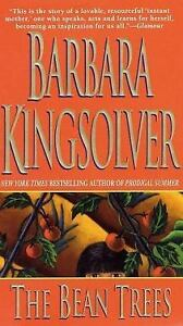 The Bean Trees by Barbara Kingsolver (1998, Paperback)
