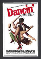 "Bob Fosse's ""DANCIN'"" Hinton Battle / Valarie Pettiford 1979 Philadelphia Flyer"