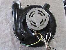 NBK Fasco Inducer Motor Volts: 115V  Class: B  Cycles: 60Hz  AMPS: 0.92