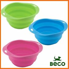 Beco - Collapsible Dog Travel Bowl