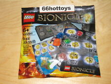 LEGO Bionicle Hero Pack NEW Sealed 5002941 Mask and Map New