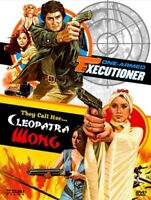 The One Armed Executioner / They Call Her...Cleopatra Wong [New DVD]