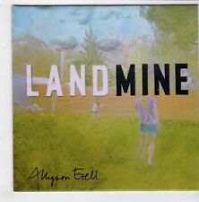 (GQ104) Allyson Ezell, Landmine - 2014 DJ CD
