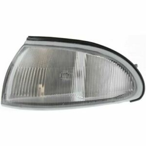 FIT FOR CHEVY PRIZM 1993 1994 1995 1996 1997 CORNER PARK LAMP LEFT DRIVER