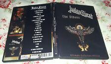 Judas Priest - The Videos, Ultimate Collectors Edition DVD FAN EDITION