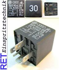 Relais Nr 30 Kraftstoffpumpe VAG 165906381 original