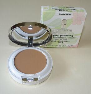 Clinique- Clinique Beyond Perfecting Powder Make-up 09 Neutral- NEU