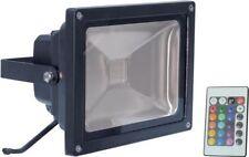 Corded Mains RGB Outdoor Floodlights & Spotlights