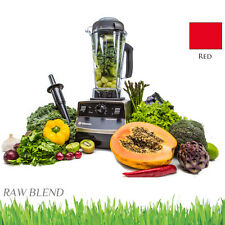 NEW Vitamix TNC5200 Blender - Red - Original Australian Dealer - Raw Blend