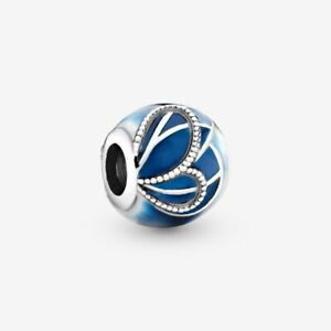 NEW AUTHENTIC PANDORA CHARM BUTTERFLY WING ENAMEL S925 CHARM #797886ENMX