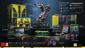 Cyberpunk 2077 Collectors Edition V PS4 PS5 Playstation Spiel NEU Blitzversand