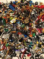 50X LEGO / Random GRAB BAG LOT Of 50 Accessories / 50 Pcs / Weapons / Tools /
