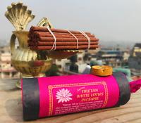 White Lotus Ancient Tibetan Incense Sticks ,NEPAL