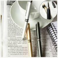 Classic 0.5mm Office Supplies Ballpoint Pen Black Ink Medium Nib Rollerball Pen