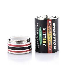 Geheimversteck Batterie Versteck Geheimfach Pillendose Safe Tresor