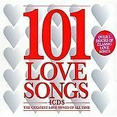 101 Love Songs, Various Artists, Acceptable Box set