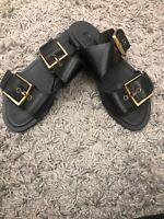 Topshop Buckle Sandals Size 5