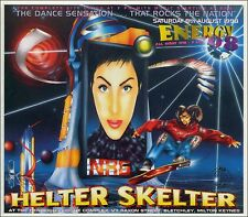 HELTER SKELTER - ENERGY 98 (TECHNODROME CD'S) 8TH AUGUST 1998 (NORTH, STEAM)