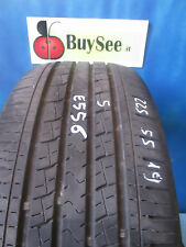 gomme pneumatici usati 225 55 19 kumho kh16 solus 225 55 r19  225/55 r19 -E556