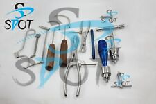 Orthopedic Instruments Set of 11 PCs SdOt Instruments