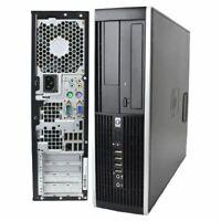 HP Compaq Elite 8300, Quad Core i5, 8GB RAM, 240 GB SSD, Windows 10 Pro, WIFI