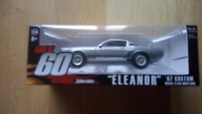 GREENLIGHT  1/64  67 MUSTANG ELEANOR ( LOOT CRATE EXCLUSIVE )