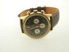 Vintage Mens Breitling Navitimer Chronograph