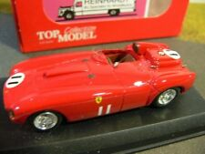 1/43 Top Model Ferrari 375 Plus Silv. 1954 #11 TMC124