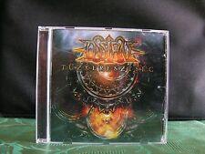 OSSIAN - TŰZKERESZTSÉG TUZKERESZTSEG CD Cult Hungarian heavy metal,  Pokolgep