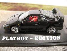 1/43 Herpa Ferrari Playboy Edition schwarz 19,99 STATT 30€ SONDERPREIS