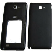 Samsung Galaxy Note i9220 N7000 Housing Middle Chassis Back Battery Cover Black