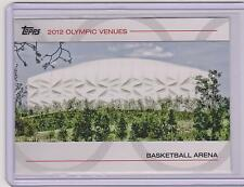 2012 TOPPS OLYMPIC VENUES CARD BASKETBALL ARENA #SOV-2 ~ MULTIPLES
