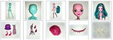 Monster High Create a Monster LOT - ghost, monster maker, color me creepy, more