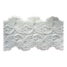Global PAF Silicone Fondant Mold, Elegant Lace 022