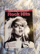 Rock Hits Audition Songs For Female Singers