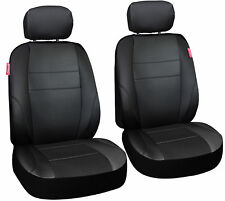 Coleman Car Front Seat Cover 2pc Waterproof Heavy Duty Semi-Custom Fit
