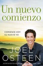 Un Nuevo Comienzo: Comience Hoy Su Nuevo Yo, Joel Osteen Envio GRATIS y RAPIDO