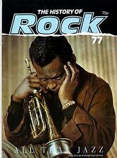 Miles Davis on Magazine Cover     Chicago     Weather Report     Santana