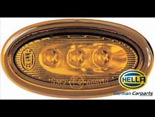 Hella, 2PS 008 050-007, Seitenmarkierungsleuchte LED gelb 12V