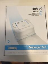 iRobot Braava Jet 245 Mopping Robot ( LOT 1273).  Free Item With Purchase