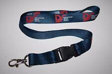 IDS International diesel Service clave banda/Lanyard nuevo!!!