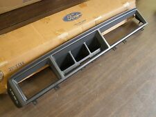 NOS OEM Ford 1990 1991 1992 Lincoln Mark VII 7 Dash Bezel LSC
