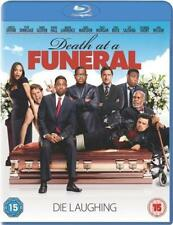 DEATH AT A FUNERAL - BLU RAY - MARTIN LAWRENCE - NEW / SEALED