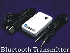Bluetooth Transmitter Music Streamer 4 Wireless Headphone TV MP3 CD DVD Phone BT